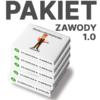 Pakiet 5 paczek 1.0 zawody